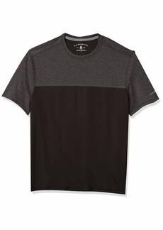 G.H. Bass & Co. Men's Sunblocker Short Sleeve Crewneck T-Shirt