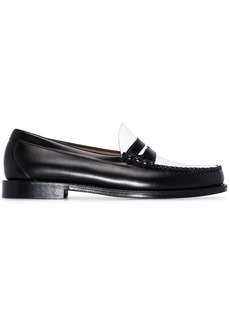 G.H. Bass & Co. Heritage Larson Weejun leather loafers