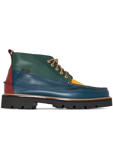 G.H. Bass & Co. Weejuns Camp leather boots