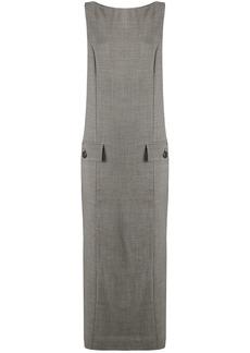 Gianfranco Ferré 1990s sleeveless long dress