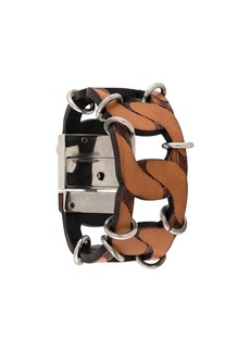 Gianfranco Ferré 2000s chain link bracelet