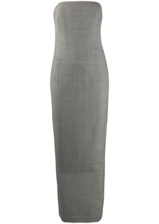Gianfranco Ferré strapless fitted dress