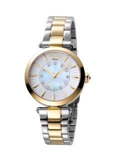 Gianfranco Ferré Women's 32mm Stainless Steel 3-Hand Watch with Bracelet