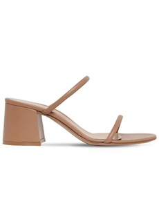 Gianvito Rossi 60mm Leather Sandals