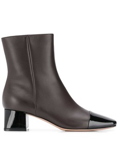 Gianvito Rossi cap toe boots