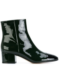 Gianvito Rossi chunky heel ankle boots