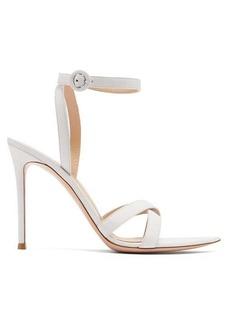 Gianvito Rossi Alixia 105 leather sandals