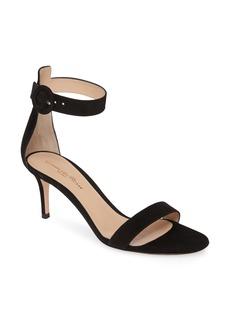 Gianvito Rossi Ankle Strap Sandal (Women)