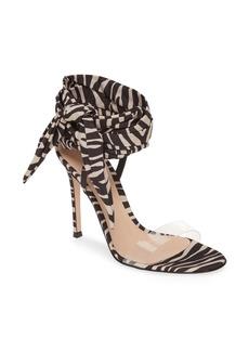 Gianvito Rossi Ankle Tie Sandal (Women)