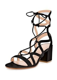 Gianvito Rossi Artemis Lace-Up 60mm Sandal