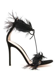 Gianvito Rossi Athena Sandals 105