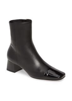 Gianvito Rossi Block Heel Bootie (Women)