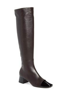 Gianvito Rossi Cap Toe Over the Knee Boot (Women)