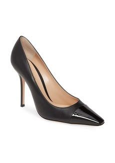 Gianvito Rossi Cap Toe Pump (Women)