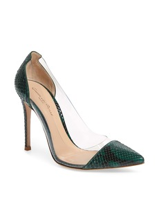 Gianvito Rossi Clear Pump (Women)