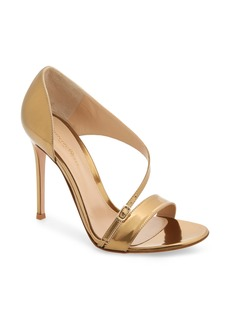 Gianvito Rossi Cross Strap Sandal (Women)