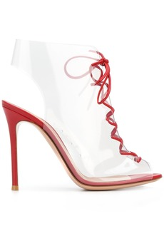 Gianvito Rossi Helmut lace-up sandals
