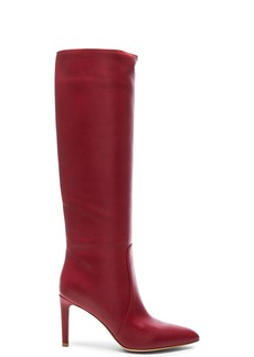 Gianvito Rossi Leather Boots