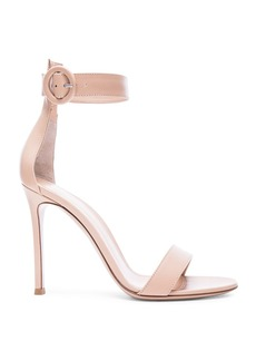 Gianvito Rossi Leather Portofino Heels