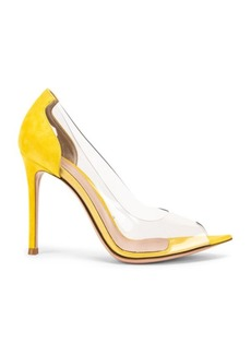 Gianvito Rossi Open Toe Heel