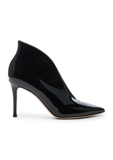 Gianvito Rossi Patent Cut Out Heels