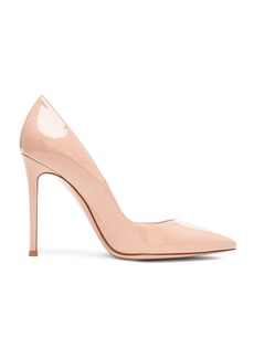 Gianvito Rossi Patent Leather Gianvito Pumps