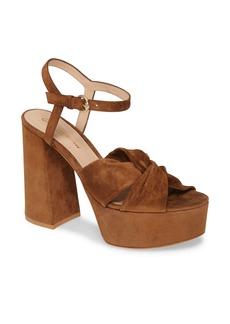 Gianvito Rossi Platform Sandal (Women)