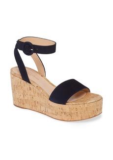 Gianvito Rossi Platform Wedge Sandal (Women)