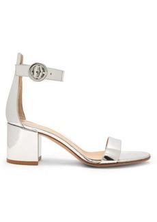 Gianvito Rossi Portofino 60 block-heel leather sandals