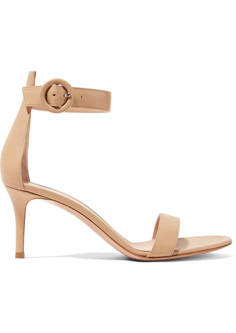088d923dd2f5 Gianvito Rossi Portofino 70 Leather Sandals