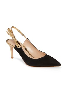 Gianvito Rossi Slingback Pump (Women)