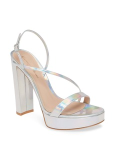 Gianvito Rossi Strappy Platform Sandal (Women)