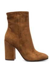Gianvito Rossi Suede Rolling High Booties