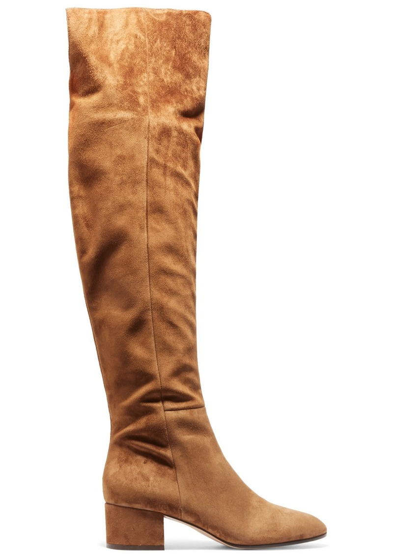 9c24952737c Gianvito Rossi Gianvito Rossi 45 suede over-the-knee boots