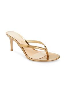 Gianvito Rossi Thong Sandal (Women)