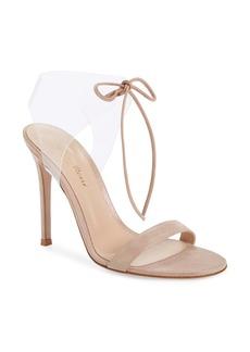 Gianvito Rossi Translucent Sandal (Women)