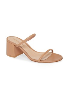 Gianvito Rossi Two Strap Sandal (Women)