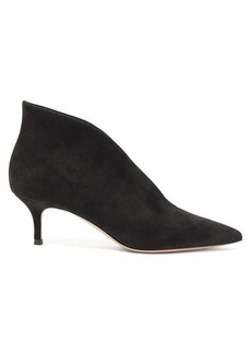 Gianvito Rossi Vania 55 suede ankle boots