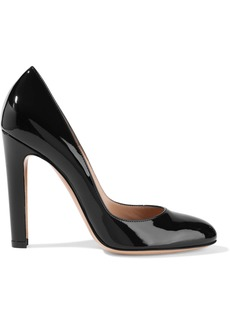 Gianvito Rossi Woman Patent-leather Pumps Black