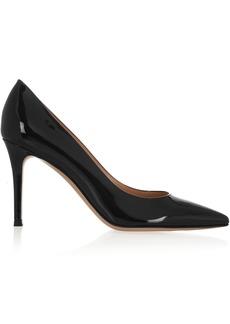 Gianvito Rossi Woman Patent-leather Pumps Black