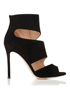 Gianvito Rossi Women's Cutout Ankle Booties