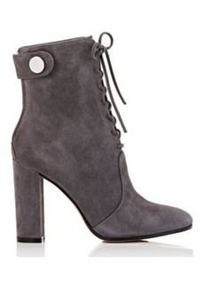 Gianvito Rossi Women's Finlay Suede Ankle Boots