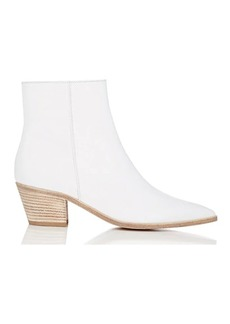 Gianvito Rossi Women's Nappa Leather Ankle Boots