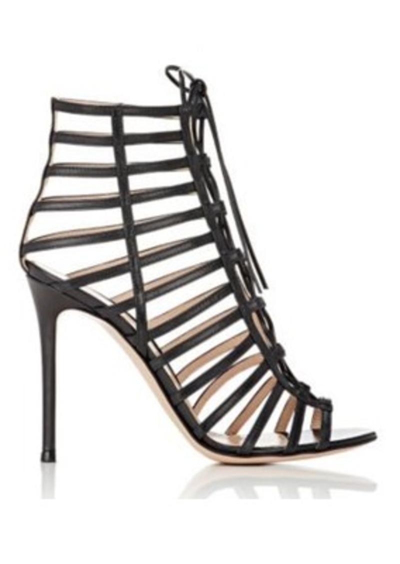 Black roxy sandals - Gianvito Rossi Women S Roxy Sandals