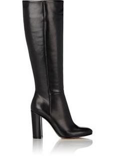 Gianvito Rossi Women's Side-Zip Knee Boots