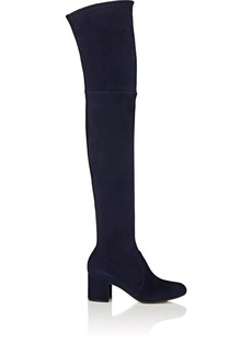 Gianvito Rossi Women's Suede Over-The-Knee Boots