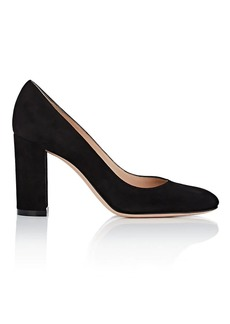 Gianvito Rossi Women's Suede Pumps