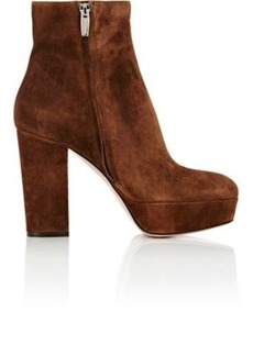 Gianvito Rossi Women's Temple Platform Ankle Boots