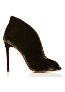 Gianvito Rossi Women's Vamp Ankle Booties