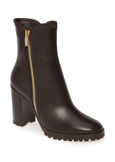 Gianvito Rossi Zip Bootie (Women)